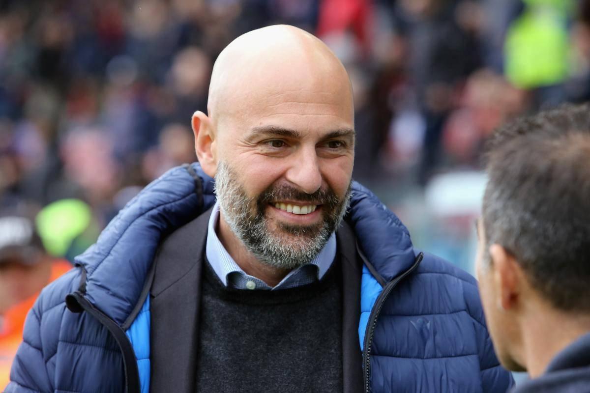 Il presidente del Cagliari sta pensando di esonerare Di Francesco
