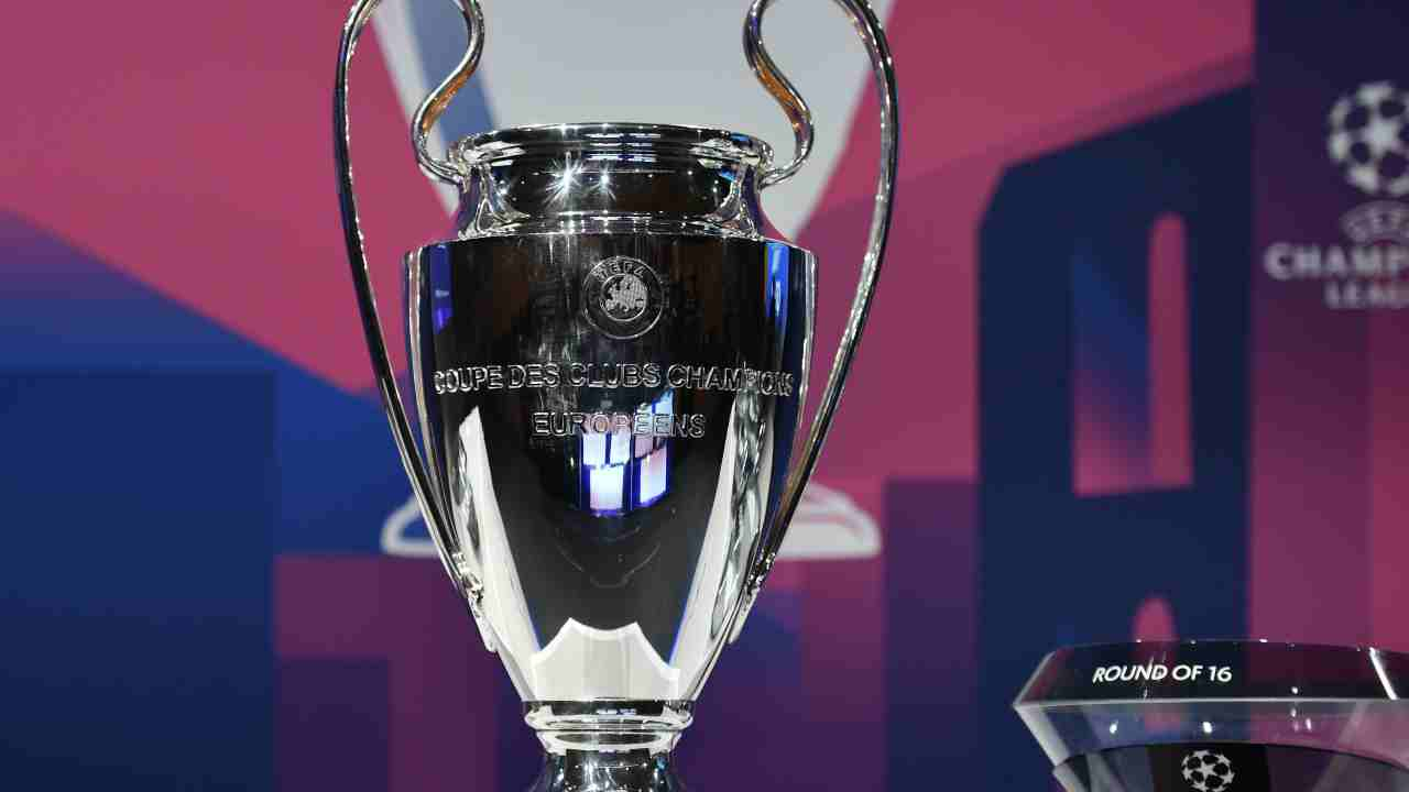 Champions League tv Sky
