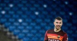 Dzeko Roma Inter Juventus