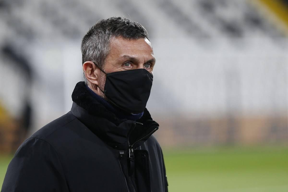 Maldini vuole il giocatore