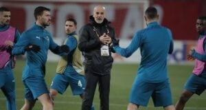 Infortunio Milan