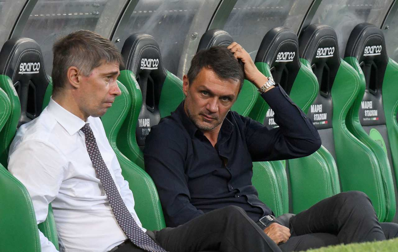 Maldini cerca parametri zero per il calciomercato del Milan