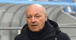 Beppe Marotta pronto a rinforzare l'Inter