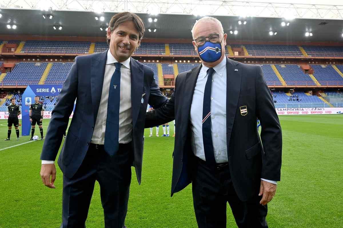 Inzaghi e Ranieri