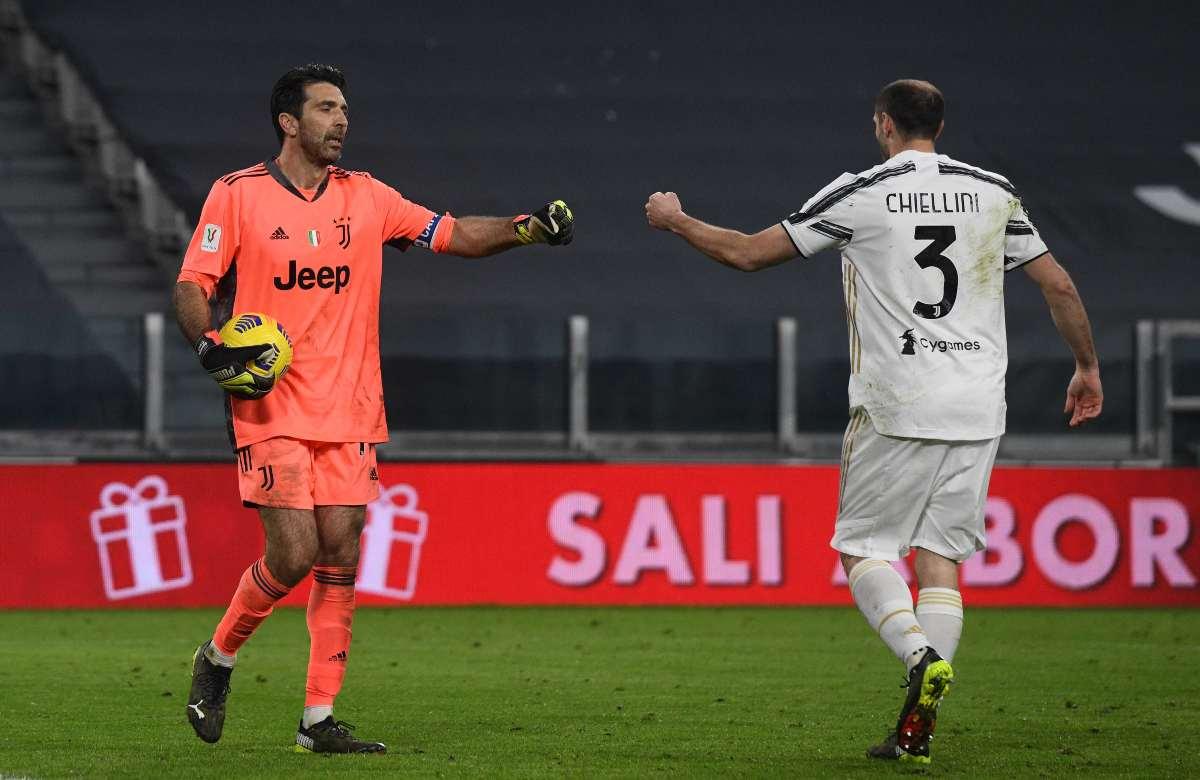 Juventus-Buffon, una storia infinita