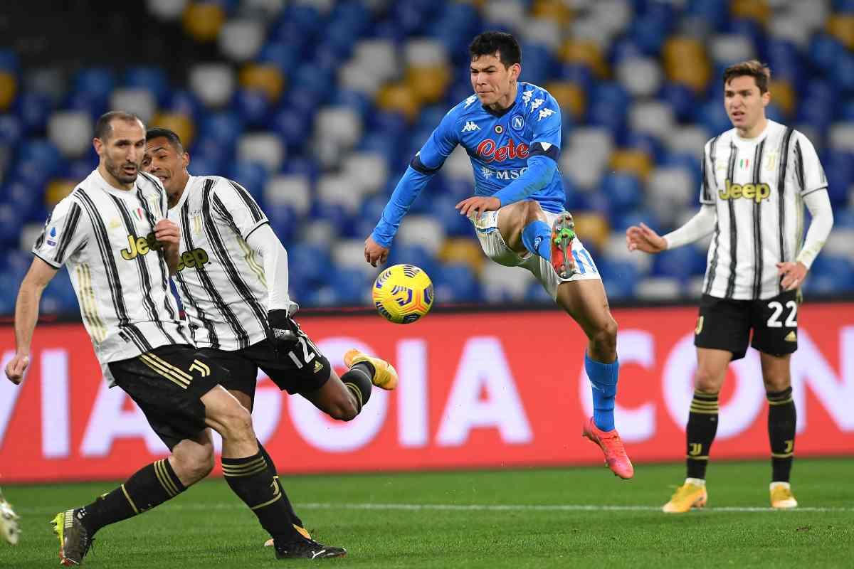 Lozano salterà 8-10 partite