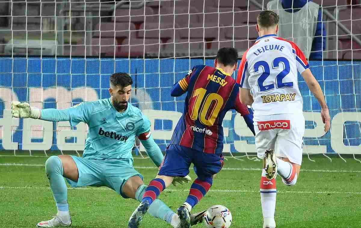 Messi, il futuro è lontano da Barcellona