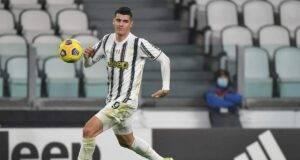 Morata potrebbe far coppia con Ronaldo contro il Porto