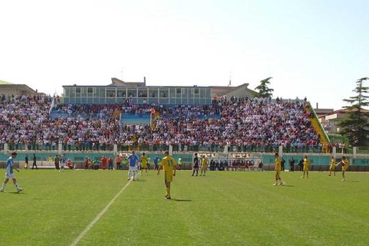 Paganese stadio