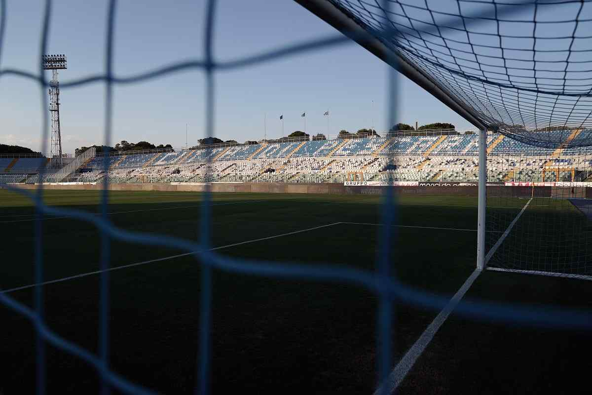 Pescara stadio
