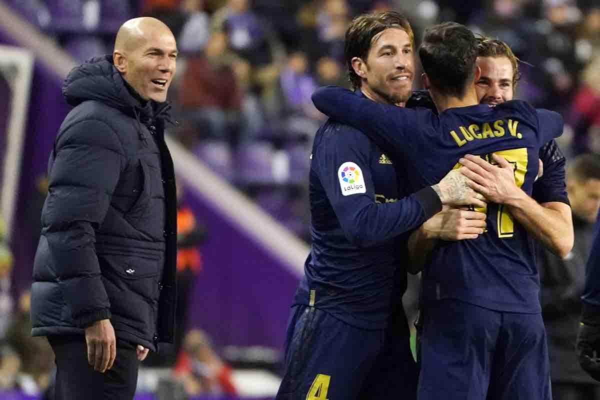 Real Madrid nacho