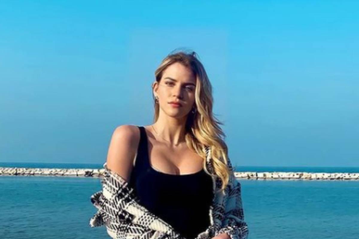 Sara Croce accende Bari