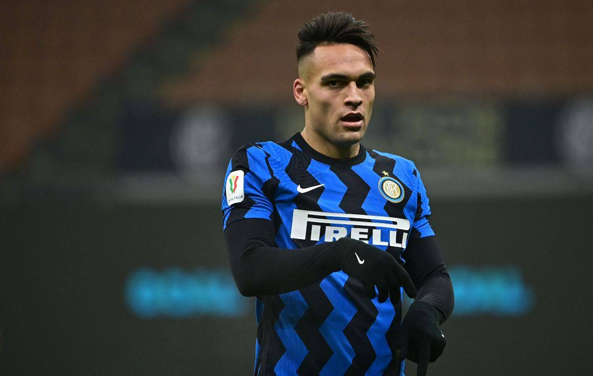 Simeone vuole Lautaro all'Atletico Madrid
