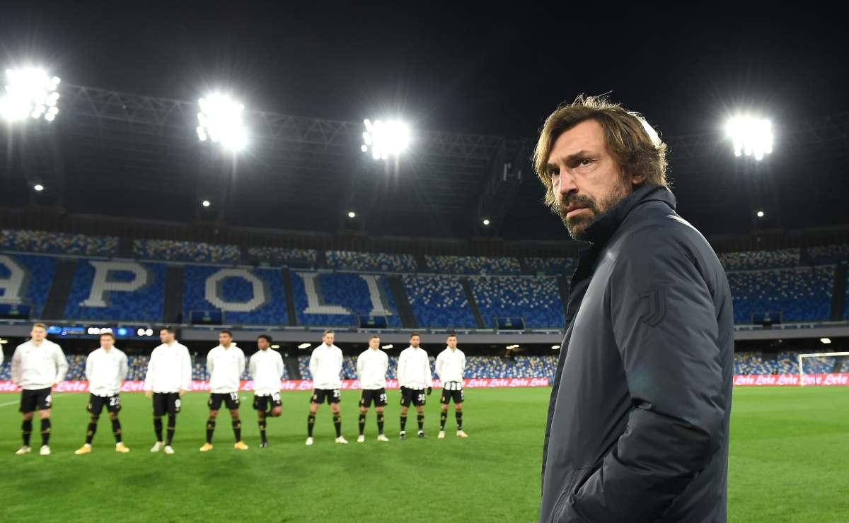 Tifosi infuriati con Pirlo dopo il ko di Napoli