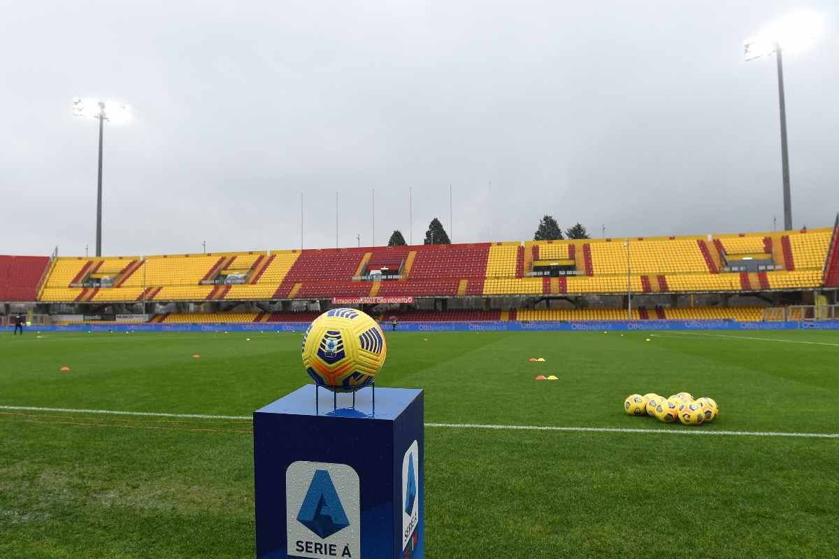 Benevento-Sampdoria streaming