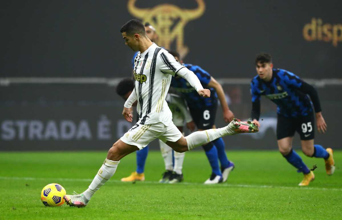 Inter-Juventus VAR