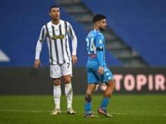 Juventus-Napoli recupero