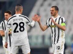 Demiral dovrebbe saltare il derby e il Napoli