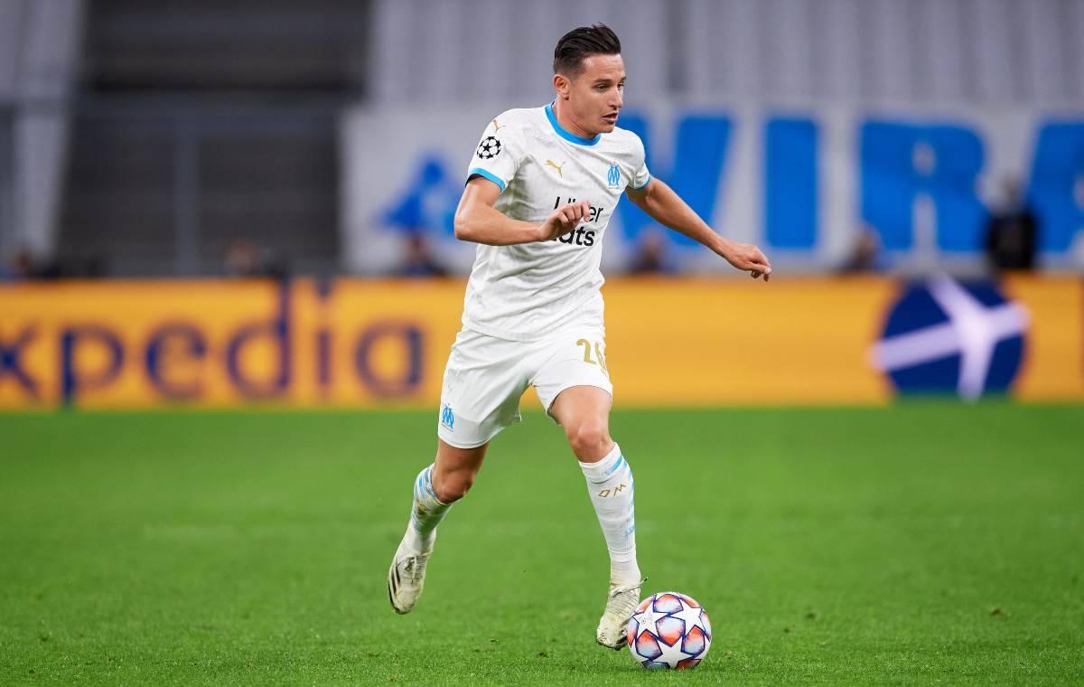 Florian Tristan Mariano Thauvin, obiettivo del Milan per l'attacco