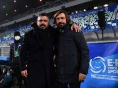 Gattuso e Pirlo dovrebbero sfidarsi nuovamente a breve
