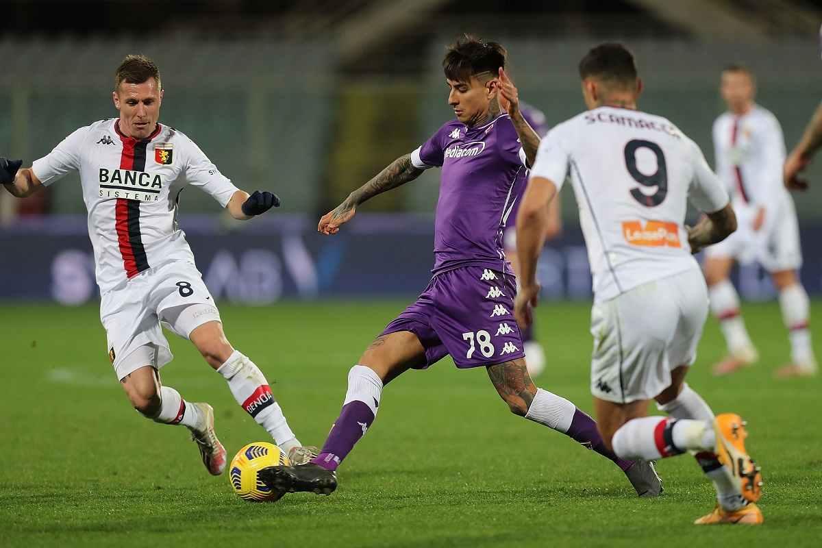 Genoa-Fiorentina