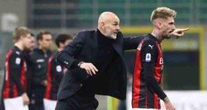 Manchester United-Milan convocati Pioli