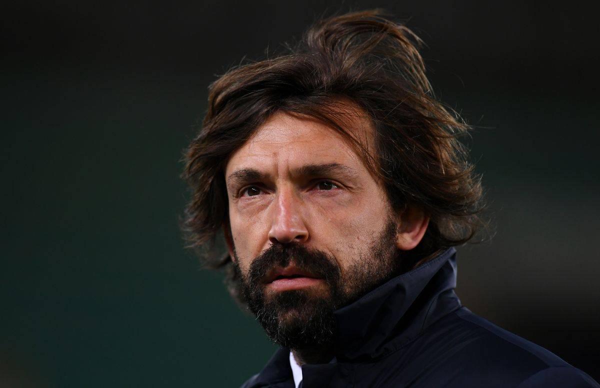 Juventus, il futuro di Pirlo resta in bilico
