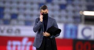 Maldini all'opera per la costruzione del nuovo Milan