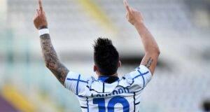 Problemi per il rinnovo di Lautaro all'Inter