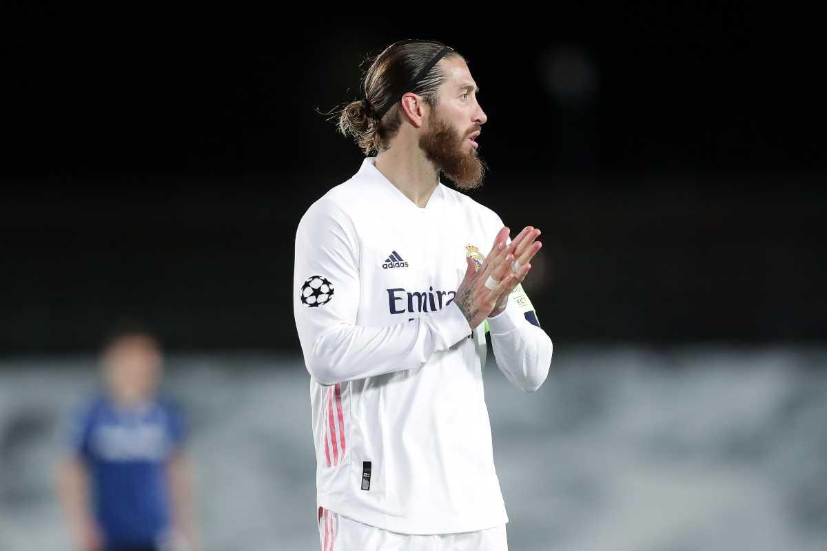 Sergio Ramos Juventus