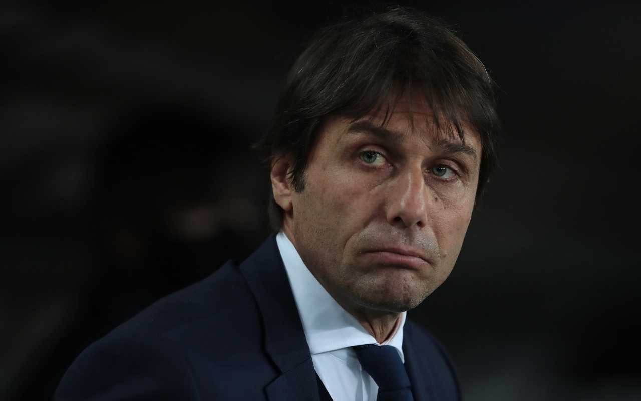 Conte Inter addio