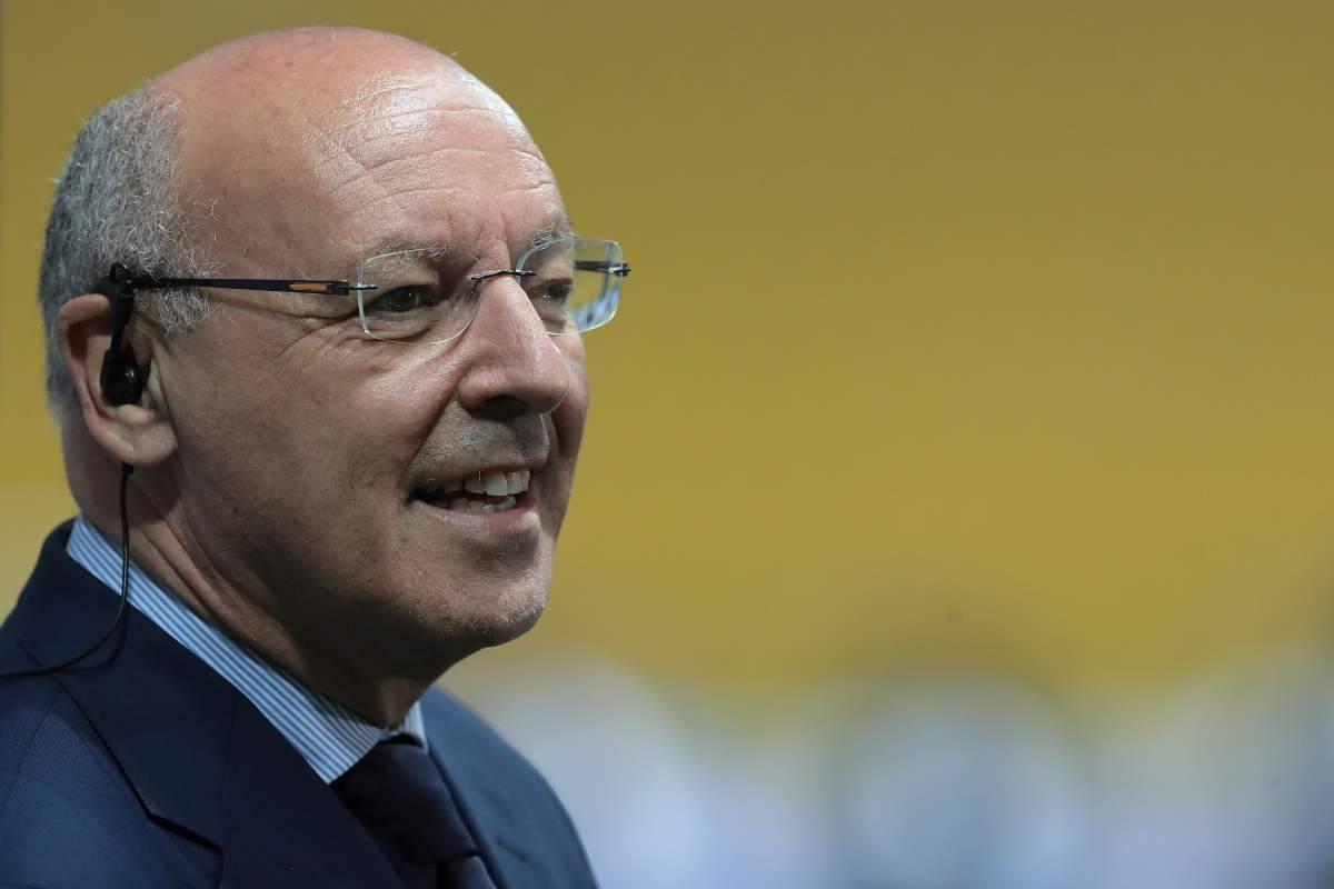 Calciomercato Inter, regalo in attacco per Conte: che colpo di Marotta