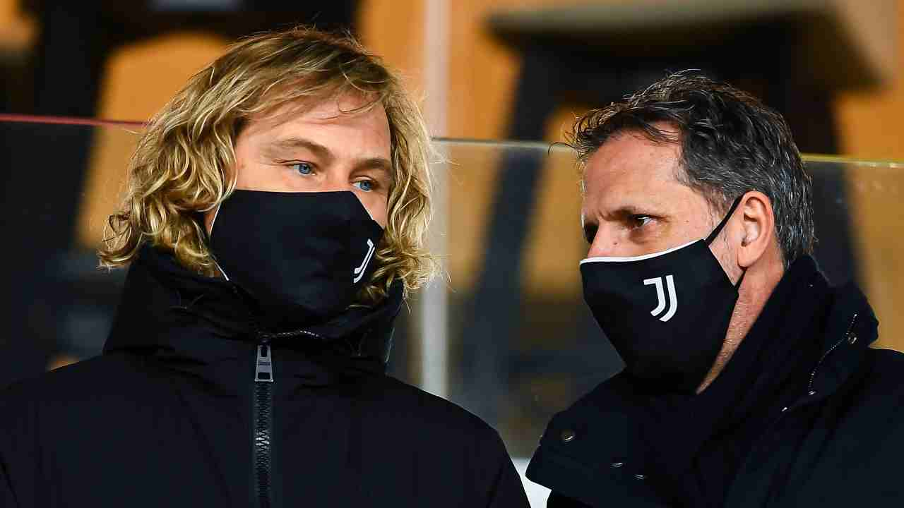Calciomercato Juventus e Inter Damsgaard Paratici Marotta Sampdoria