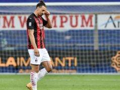 Ibrahimovic, dal rosso del Tardini al giallo del ristorante: zona rossa violata?