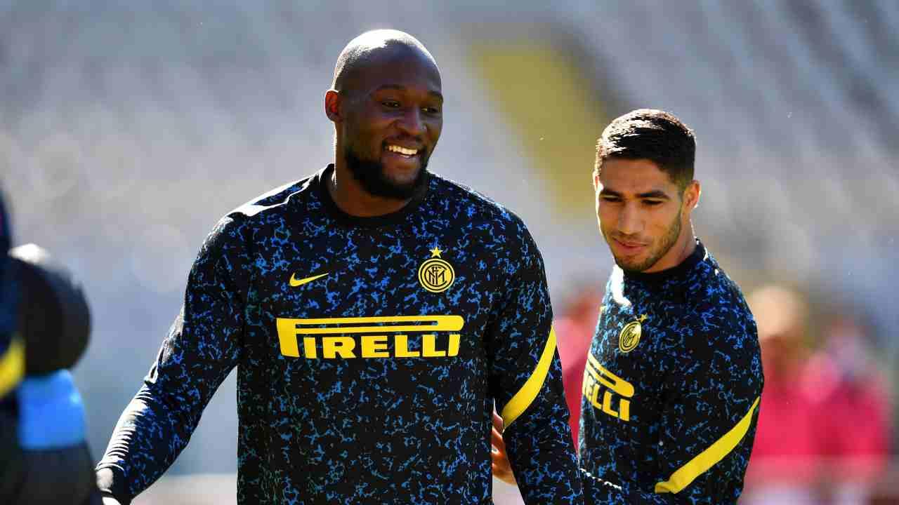 Calciomercato Inter Lukaku Chelsea Tomori Milan