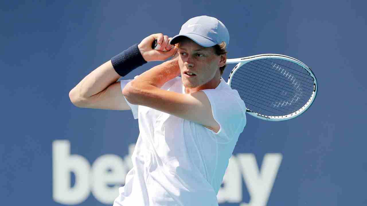 Tennis Sinner Gerasimov Barcellona
