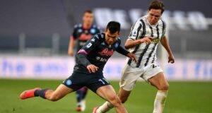 Juventus-Napoli, due rigori non fischiati.