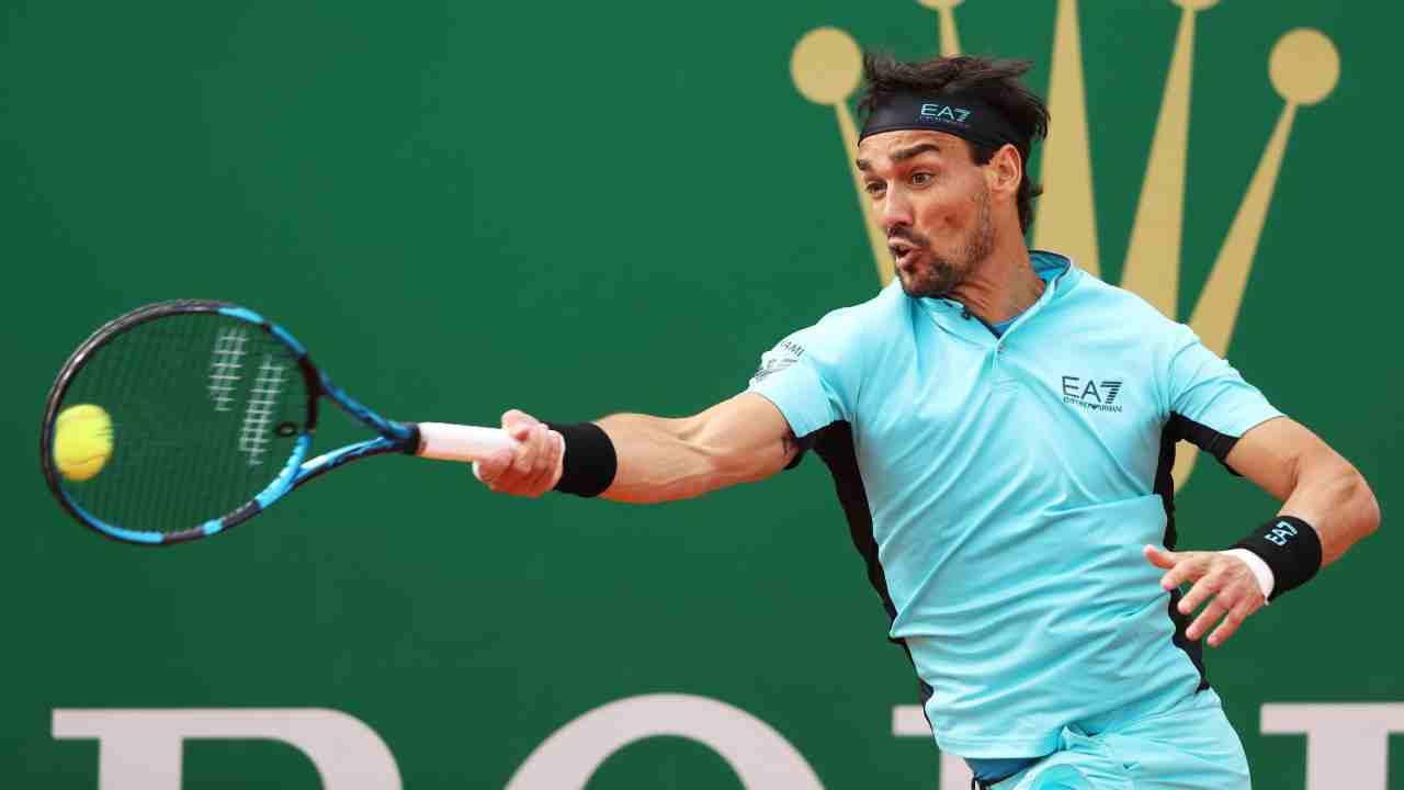 Fognini tennis Atp Barcellona