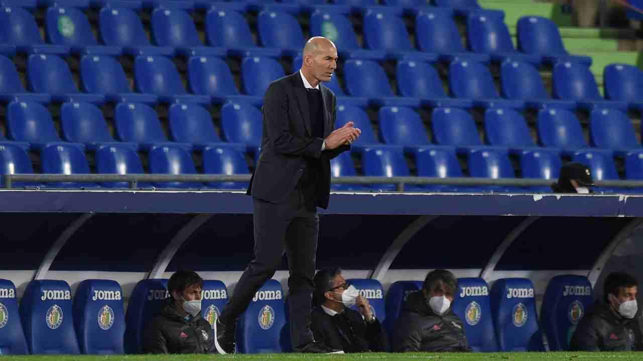 Calciomercato Juventus Zidane Pirlo