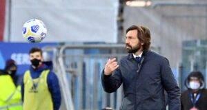 Juventus, futuro di Pirlo appeso a un filo