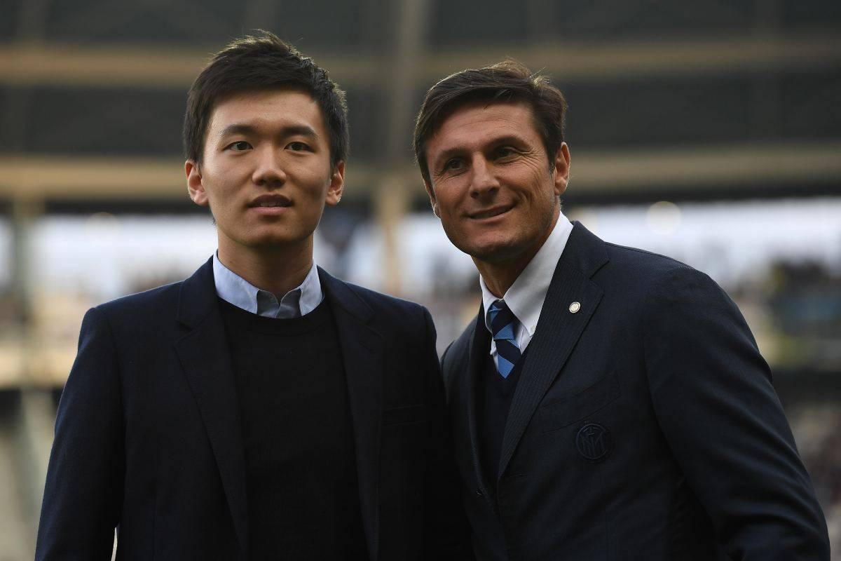 L'Inter cerca l'erede di Zanetti