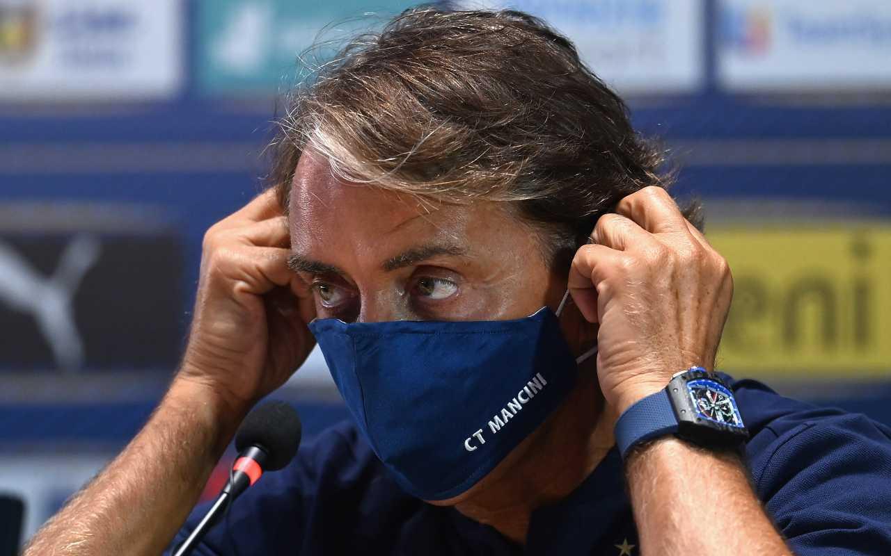 Mancini Convocati Euro 2021