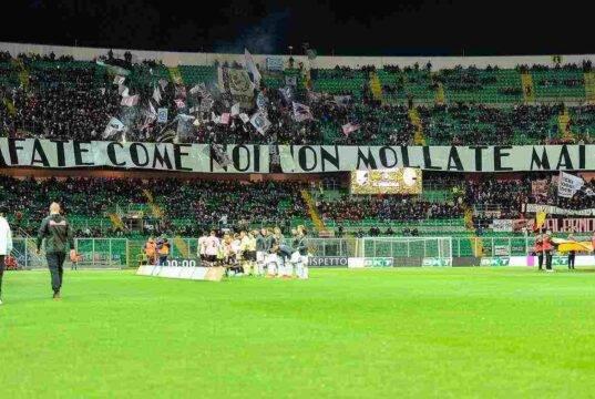 Palermo stadio