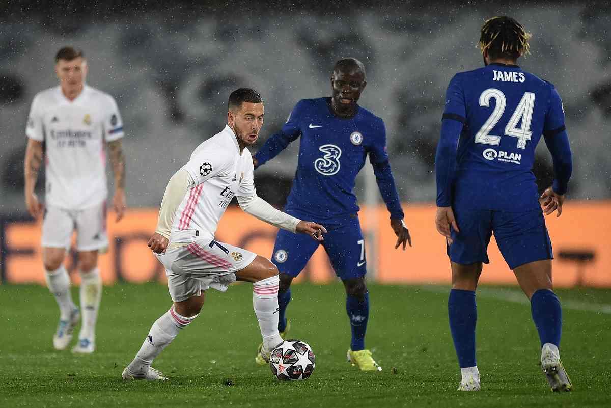 Real Madrid-Chelsea