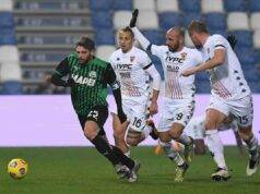 Sassuolo-Benevento