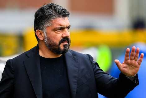 Gattuso, allenatore con la valigia in mano