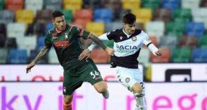 Udinese-Crotone