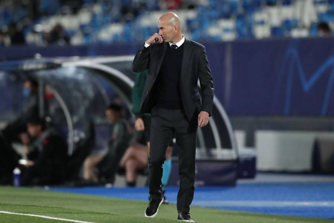 Zidane accoglierebbe Dybala a braccia aperte