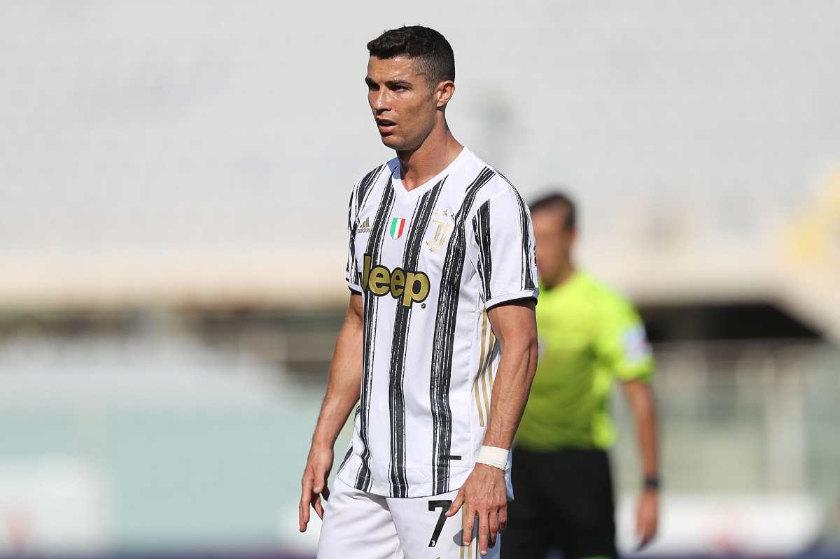 Calciomercato Juventus Ronaldo