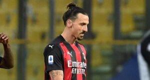 Ibrahimovic Parma Milan